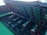 Visualizzazione di LED senza fili di pubblicità esterna di Systeml di controllo della casella anteriore di accesso P10