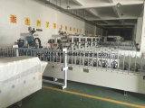 Embaladora certificada TUV decorativa de la carpintería de la marca de fábrica de Mingde de los muebles adhesivos fríos