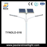 Straßenlaternedes doppelten Arm-60W Solar-LED
