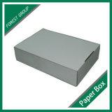 Коробка упаковки гофрированной бумага нестандартной конструкции напечатанная коробкой
