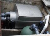 Electricitu 소모 없이 드럼 필터 물고기 농장 양식 장비 장기 사용