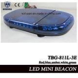 Blaue LED-Leuchtfeuer-Licht-eingebaute Sirene und Lautsprecher für Polizeiwagen in SMD LED (TBG-811L-3ES)