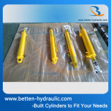 Welded Hydraulic Cylinder with Clevis