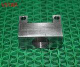 Piezas trabajadas a máquina CNC de encargo del acero inoxidable de la precisión para el equipo mecánico