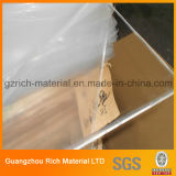 Strato della plastica PMMA/plexiglass acrilici liberi strato del perspex