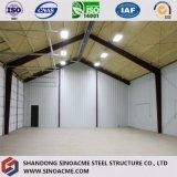 Sinoacmeからの倉庫のためのプレハブの戸枠の建物
