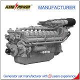 Perkins-Motor für Hochspannungsdieselgenerator 520kw/650kVA 10.5kv
