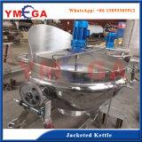 Fritierender Qualitäts-thermisches Öl-Mantelberufsdampfkochtopf