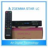 Migliore prezzo all'ingrosso per il contenitore originale di cavo di OS Enigma2 di LC Linux della stella di Zgemma con il sintonizzatore di DVB-C uno