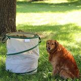 Opvouwbare het Tuinieren Zak - de Opnieuw te gebruiken Pop-up Zak van het Afval van de Tuin van het Gazon van de Werf