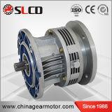 Caixa de engrenagens Cycloidal da velocidade da potência pequena de alumínio da liga da série da WB micro