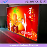 fábrica a todo color de interior de la tarjeta de pantalla del panel de visualización de LED de 3m m que hace publicidad (CE, RoHS, FCC, CCC)