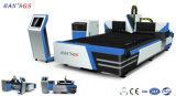 op de Scherpe Machine van de Laser van het Blad van het Metaal van de Verkoop 500W