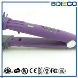 2 en 1 PTC que calienta a enderezadora iónica del pelo del cepillo