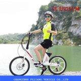 Bicyclette électrique, vélo de 20 pouces E avec la batterie au lithium