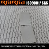 scheda di nome stampabile dello spazio in bianco bagnato RFID NFC dell'intarsio di 13.56MHz Ntag per presenza