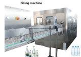 フルオートSmall スケールBottled 飲料水の処理場の充填機