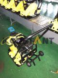 Máquina escavadora pequena compressor hidráulico montado da placa de vibração para a venda