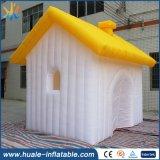 Aufblasbares Zelt, aufblasbares Luft-Haus-Zelt, aufblasbares Rasen-Zelt für Verkauf