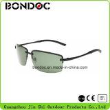 Gafas de sol del Mens de la promoción de las gafas de sol de los aviadores del deporte