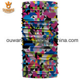 Magischer Bandanas-multi Abnützung-nahtloser Zoll gedruckter Schal