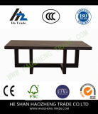 Hzct063 madera totalmente verdadera de las damas mesa de centro