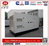 Generador eléctrico diesel 16kw-200kw del OEM de Dece Cummins