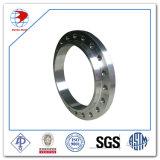 Borde ASTM A694 X70 600# RF ASME B16.5 del cuello de Sch que suelda 80