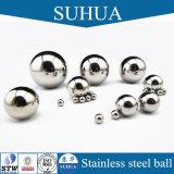 esfera de aço inoxidável de 10mm G100 AISI316L