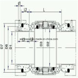 Selo múltiplo da mola da alta qualidade para Burgmann H74-D