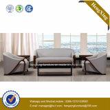 Самомоднейшая софа офиса кресла неподдельной кожи офисной мебели (HX-CF007)