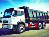 Caminhão de descarregador resistente de FAW 25ton