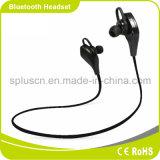 De Draadloze Sport die van de Oortelefoon van Bluetooth Handsfree BasOortelefoons van de Muziek van Hoofdtelefoons Stereo in werking stellen