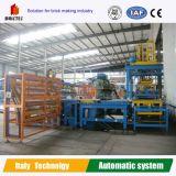 粘土の煉瓦製造工場のドイツの技術のスラグカッター
