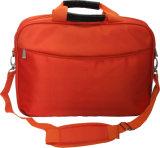 Computer-tragen orange Geschäfts-Form-Nylonfunktion der Dame-Laptop-Beutel der Schulter-15.6 ''