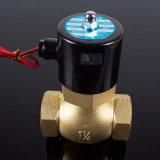 Vendita calda in noi alta pressione 2L200-25 elettrovalvola a solenoide dell'acqua da 1 pollice