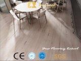 HDF Walnuss-Ahornholz-Parkett-Vinylplanke-hölzerner hölzerner lamellierter lamellenförmig angeordneter Bodenbelag