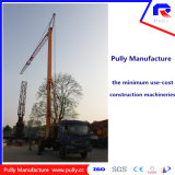 Pully Manufacture High Efficiency Simens Motor Schneider Electric Component Grue à tour mobile pliable (MTC2030)