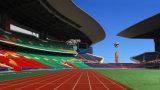 フットボール競技場(mds60-2)のための人工的な草