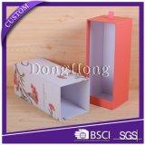 Empaquetado modificado para requisitos particulares fábrica del rectángulo del perfume de la cartulina del estilo del cajón