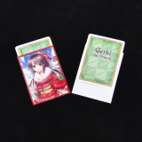 Fashion Board Printing Cartoon Game OPP Card Sleeves China Manufacture