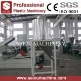 PP PE Force Feeder Flakes Recycling Granulator