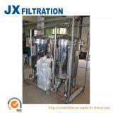Beutelfilter-Gehäuse des Edelstahl-304 industrielles flüssiges
