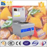 12year испытывает плита индукции горелки 12000W нержавеющей стали одиночный (QX-P420)