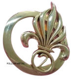 亜鉛合金材料が付いている装飾のギフト