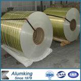 Bobinas de aluminio cubiertas color galvanizadas prepintadas del acero del cinc de la placa de acero