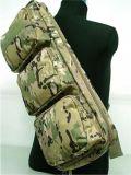 """24 """" bolsos del arma de la caza del morral MP5 del hombro del engranaje del rifle para los militares"""