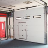 Deur van de Garage van Matel van Industril de Automatische Glijdende (HF-J324)