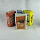 Metal Box Company, kleiner Metallkasten, Metallgeschenk-Kästen
