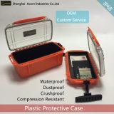 安全箱のSmartphoneの防水ケースのヘッドセットの水密の箱